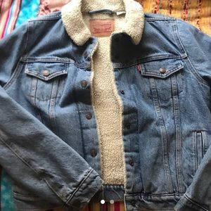 Denim Jacket / Levi's Jacket